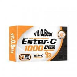 ESTER-C+BIOFLAVONOIDES 1000 MG 60CAPS VITOBEST