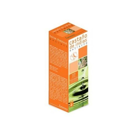 Extracto de Castaño Indias sin alcohol 50 ml - Plameca