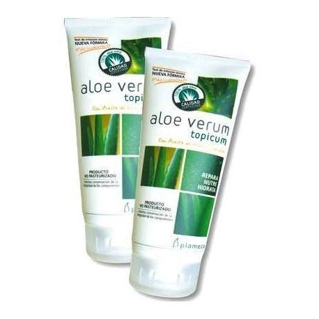 Aloe Verum gel tópico 200ml - Plameca