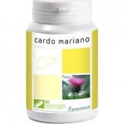 Cardo Mariano Capsudiet 80 cápsulas vegetales - Plameca